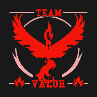 Pokemon Go | Team Valor