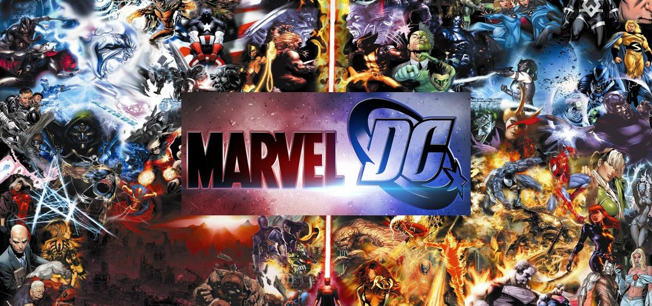 DC vs Marvel The Ultimate Movie Showdown