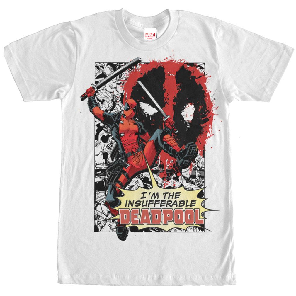 Marvel Deadpool I'm Insufferable | DC vs Marvel the ultimate movie ranking