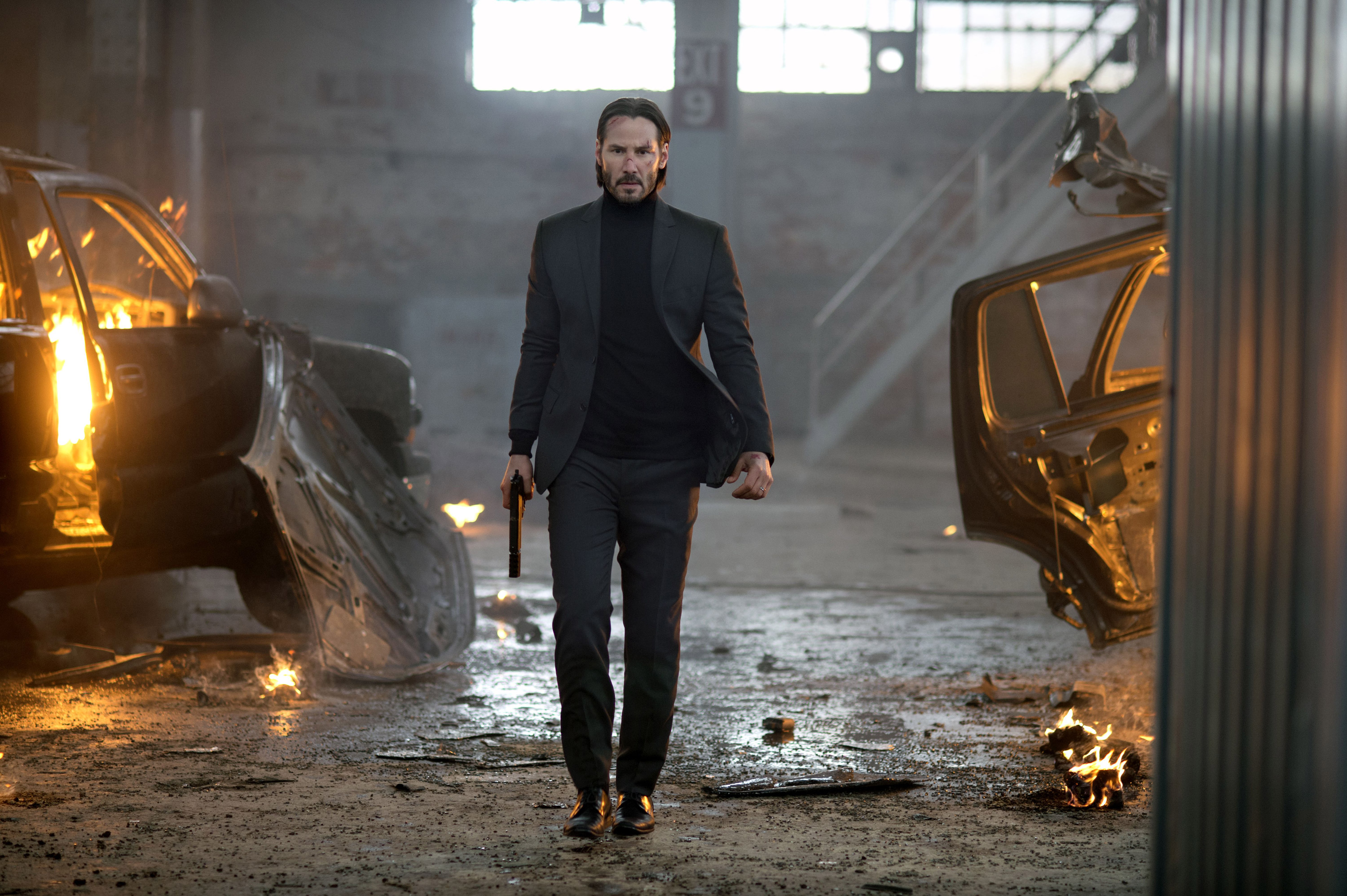 Keanu Reeves has a fantastic idea for John Wick 3