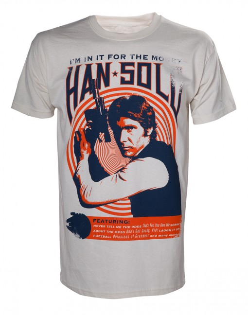 Han Solo Vintage | Star Wars | Merchoid